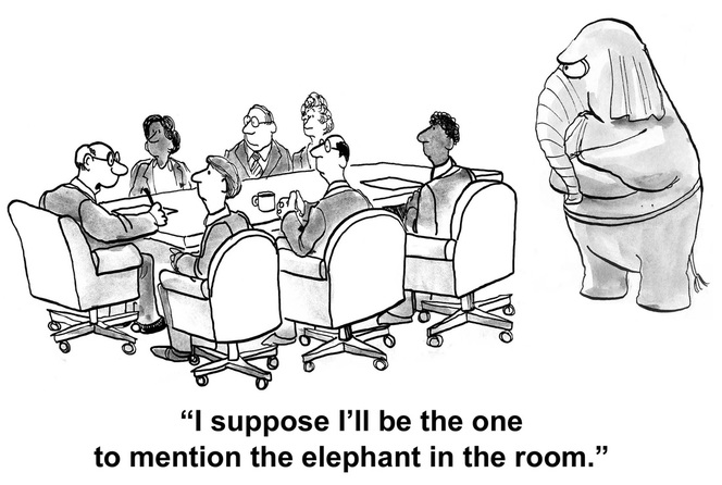 Group facilitation @ Possibility.ca will take care of the elephant in the room and help you create new possibility.